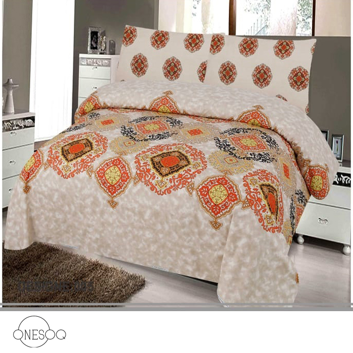 Export Quality King Size Cotton Bed Sheet